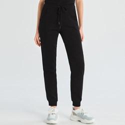 6f790065a80b20 Czarne spodnie damskie cubus, wiosna 2019 w Domodi
