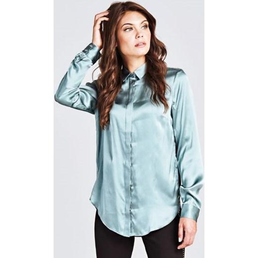 Koszula damska Guess z jedwabiu w Domodi  WjivR