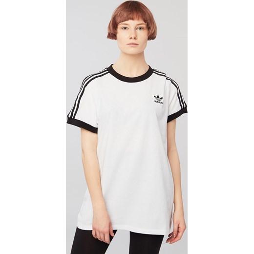 Bluzka sportowa Adidas bez wzorów
