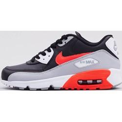a222aad5129b Nike buty sportowe damskie dla biegaczy air max 91 bez wzorów wielokolorowe  płaskie skórzane wiązane
