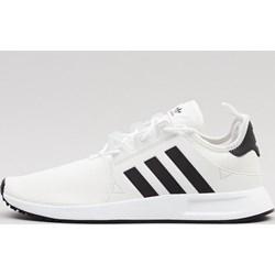 7fd92010b7650 Buty sportowe męskie Adidas x_plr białe młodzieżowe letnie wiązane
