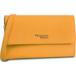 94453d3b4caa4 Listonoszka żółta Trussardi Jeans mała elegancka