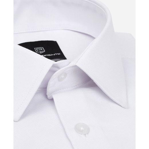 60% ZNIŻKI Koszula męska Pako Lorente Odzież Męska CQ biały  mEhbI