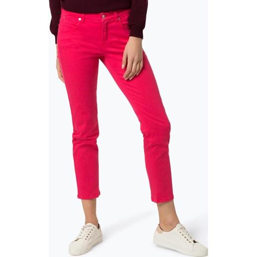 85% ZNIŻKI Jeansy damskie różowe Cambio Odzież Damska GR różowy Jeansy damskie GKEV