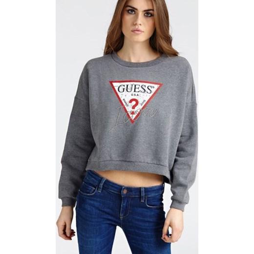 Szara bluza Guess, rozmiar XS