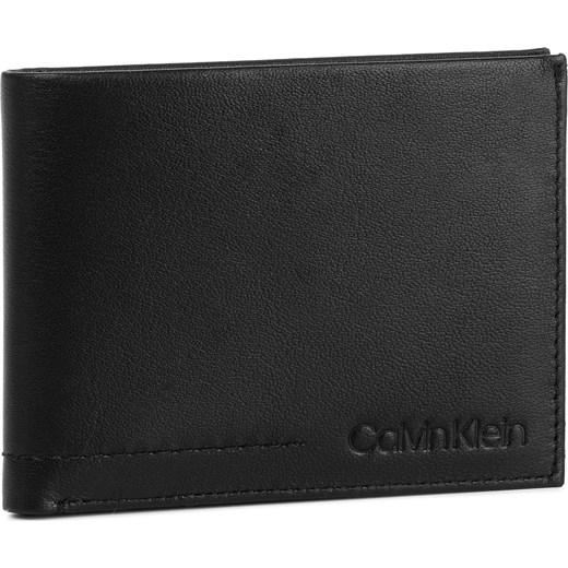 c912338f7fda0 Duży Portfel Męski CALVIN KLEIN - Flex 5Cc Coin K50K504414 001 Calvin Klein  eobuwie.pl