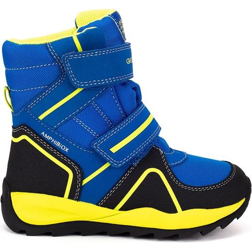 Buty zimowe dziecięce Geox śniegowce w Domodi b8c4a9f238e
