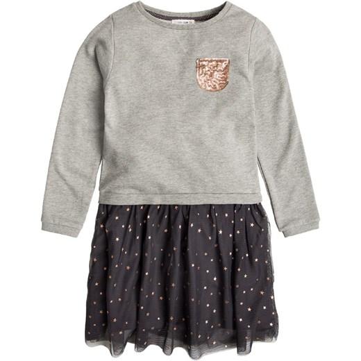 1d11658581 Sukienka dziewczęca Cool Club na zimę bawełniana w Domodi