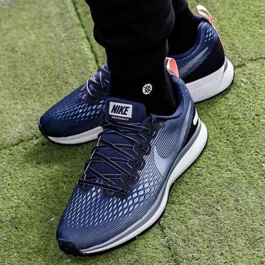 on sale 87b87 d32c3 Nike buty sportowe męskie pegasus niebieskie wiązane ...