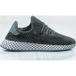 big sale aae32 7e8fc Buty sportowe damskie Adidas do biegania gładkie
