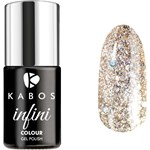 Infini 5ml, Six Temptations - colour 126 Pink Crystal - zdjęcie produktu