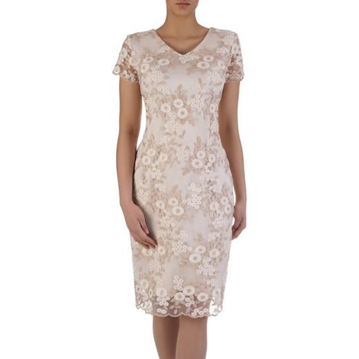 bfa472e7d3 Sukienka z koronki 15720