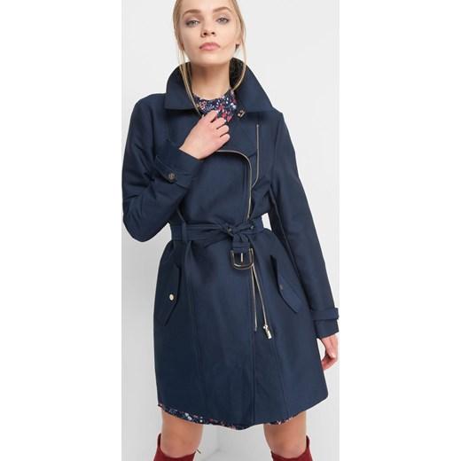 22126349d2 ORSAY płaszcz damski niebieski w Domodi