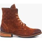 d232f02b390f6 Rude botki damskie skórzane 2664/E14 Oleksy okazyjna cena Oleksy -  producent obuwia