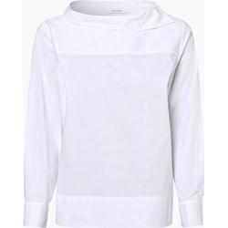 1f26de656219 Białe bluzki z golfem damskie zalando
