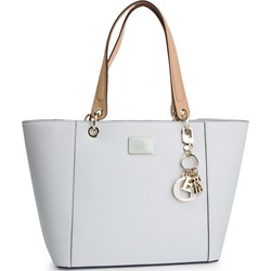 c110661dee301 Shopper bag Guess matowa bez dodatków duża elegancka na ramię ...