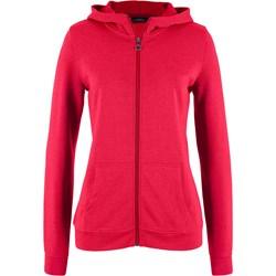6805c103f1731 BPC Collection bluza damska w sportowym stylu krótka różowa bez wzorów