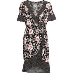 4cf8f13b03 BODYFLIRT sukienka w kwiaty