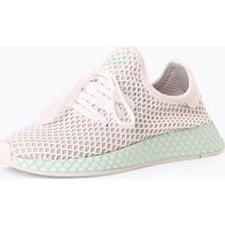 0bac457878ab5d Buty sportowe damskie Adidas Originals młodzieżowe bez wzorów