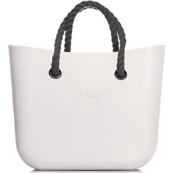 dec36e7a961ce Shopper bag biała O Bag matowa bez dodatków duża