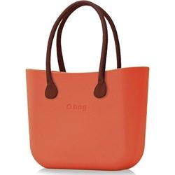 f82d6b3c9ffa1 Shopper bag O Bag na ramię bez dodatków duża matowa młodzieżowa
