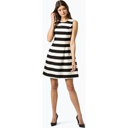 cb45c70a16 Sukienka Apart wielokolorowa mini z okrągłym dekoltem