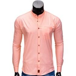 99c688899a74 Różowe koszule męskie ombre