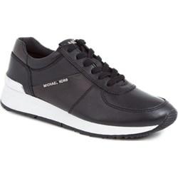 8e55c79faa93b Michael Kors buty sportowe damskie sneakersy w stylu młodzieżowym na  koturnie gładkie