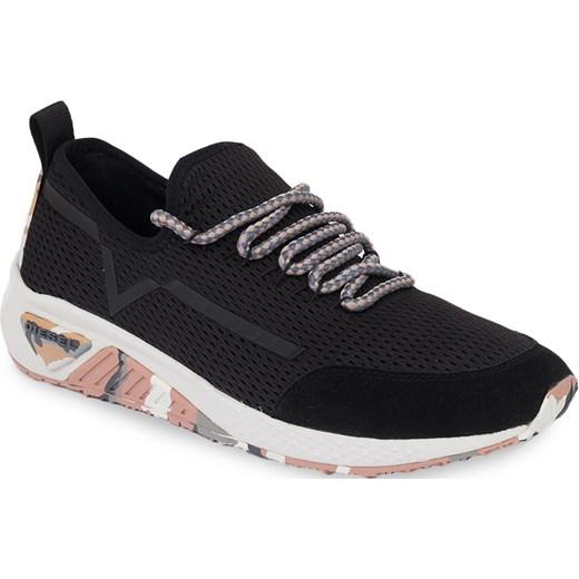111a00bf Diesel buty sportowe damskie na fitness bez wzorów wiązane w Domodi
