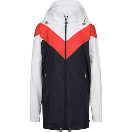 b92f7d3938c9e Tommy Hilfiger kurtka damska w stylu młodzieżowym długa z kapturem w ...