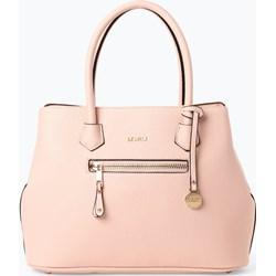 5da0c5a569509 Shopper bag L.Credi casual średniej wielkości matowa
