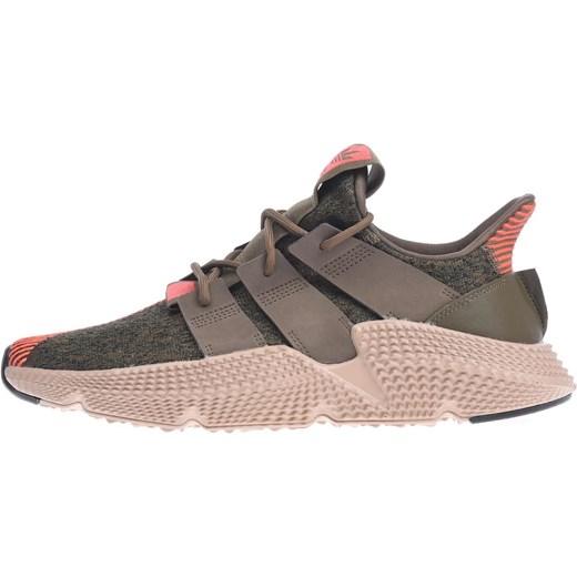 Buty sportowe męskie Adidas Originals młodzieżowe bez zapięcia na wiosnę