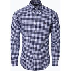 10e3e9d473690 Polo Ralph Lauren koszula męska w kratkę z kołnierzykiem button down z  długimi rękawami casual