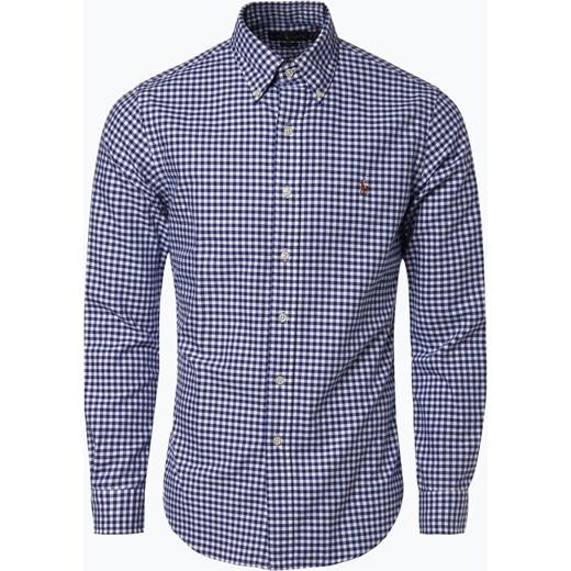 38e0e70cda308a Polo Ralph Lauren - Koszula męska – Slim Fit, niebieski Polo Ralph Lauren  XXL vangraaf