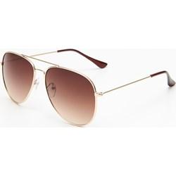 2650885eaab7 Cropp okulary przeciwsłoneczne damskie