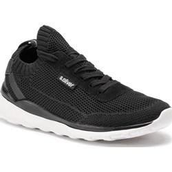 efde63db S.Oliver buty sportowe męskie sznurowane na jesień z tworzywa sztucznego ...
