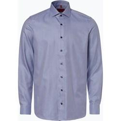 4155ff576cce4b Finshley & Harding - Koszula męska, brązowy szary vangraaf w Domodi