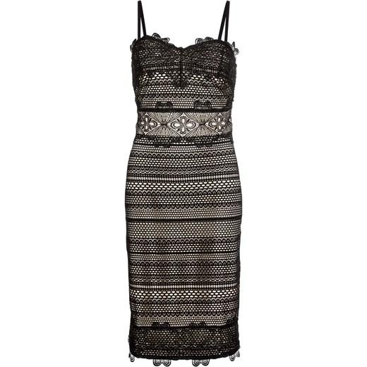 3fdb42bfed Sukienka Bodyflirt Boutique midi koronkowa w Domodi