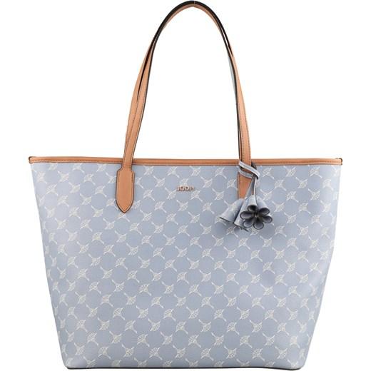 846589be086d2 Shopper bag niebieska Joop! skórzana duża w Domodi