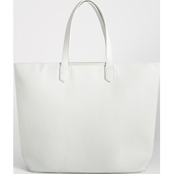 Shopper bag Sinsay szara