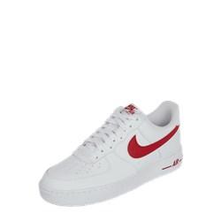 299fac0a869d5 Białe buty sportowe męskie nike air force, lato 2019 w Domodi