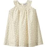 d48da360f8 Sukienka na ramiączkach ściągana w talii dla dziewczynki endo bezowy ...