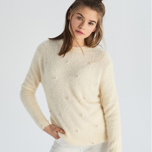 a6e2990b6c70c4 Sweter damski Sinsay casualowy w Domodi