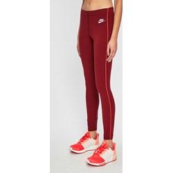 030732206a249 Leginsy sportowe Nike Sportswear z elastanu