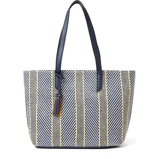 101bc0fbed974 Tom Tailor shopper bag wielokolorowa matowa casual  Shopper bag Tom Tailor  wielokolorowa bez dodatków ...