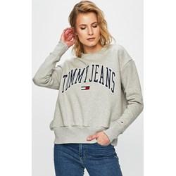 1285b990cb75b Bluza damska Tommy Jeans z bawełny krótka
