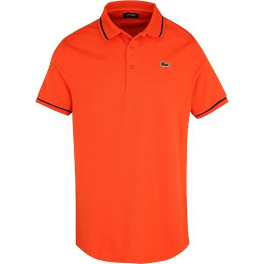 f498ed5f7 T-shirt męski Lacoste Sport z krótkim rękawem w Domodi