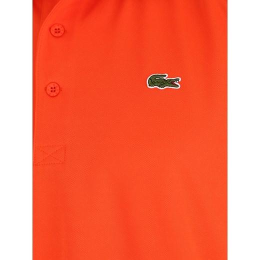 c82416580 ... T-shirt męski Lacoste Sport z krótkim rękawem pomarańczowa