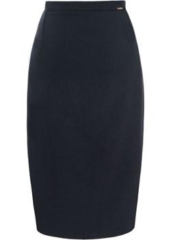 Spódnica klasyczna czarna Sarex  Sarex-moda - kod rabatowy