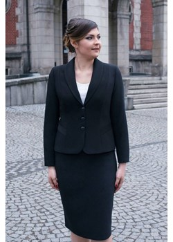 Garsonka czarna Sarex  Sarex-moda - kod rabatowy